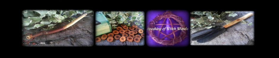 Speaking of Witch Wands & Magickal Things | Written by