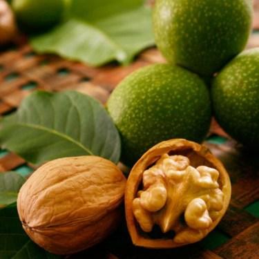 Walnuts Inside