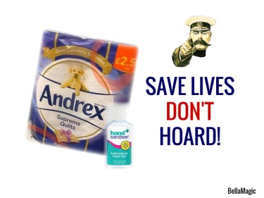 save lives dont hoard
